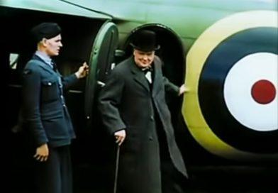 World War II in HD colours